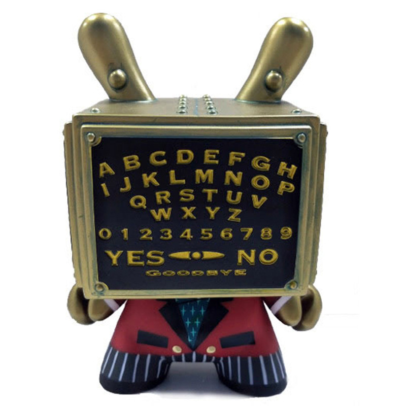 Dunny 5 inch : A Talking Board