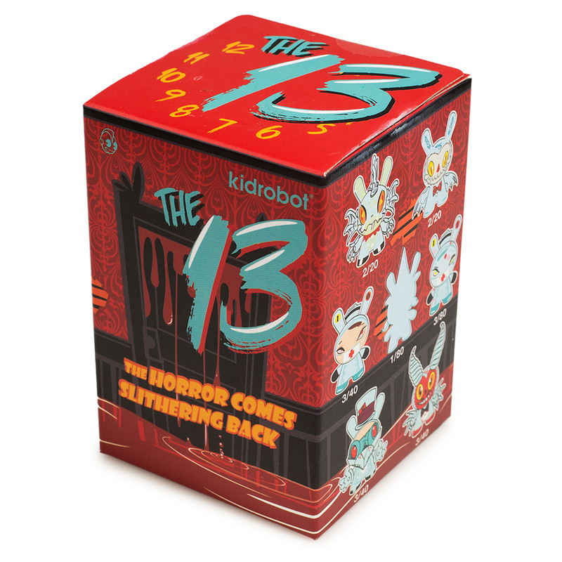 The 13: The Horror Comes Slithering Back : Case of 20