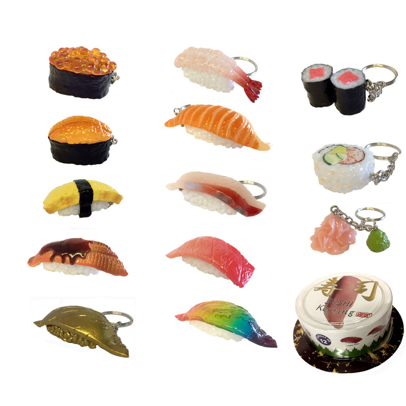 Sushi Keyring : Blind Box