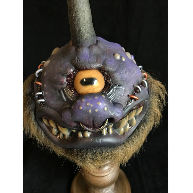Bad Taxidermy HornHead by Miscreation Toys *NOT AVAILABLE*