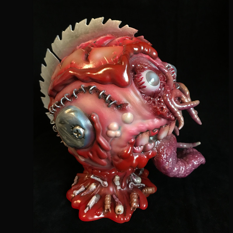 Bot Head Miscreated by Miscreation Toys *NOT AVAILABLE*
