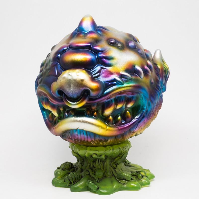 Titanium Hornhead by Guumon ***SOLD***