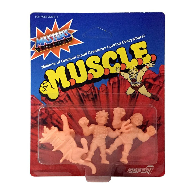 MOTU MUSCLE Wave 2 : Pack B