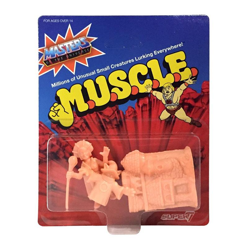 MOTU MUSCLE Wave 2 : Pack D