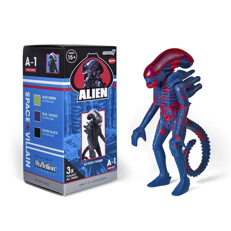 Alien Xenomorph ReAction Figure : Blind Box