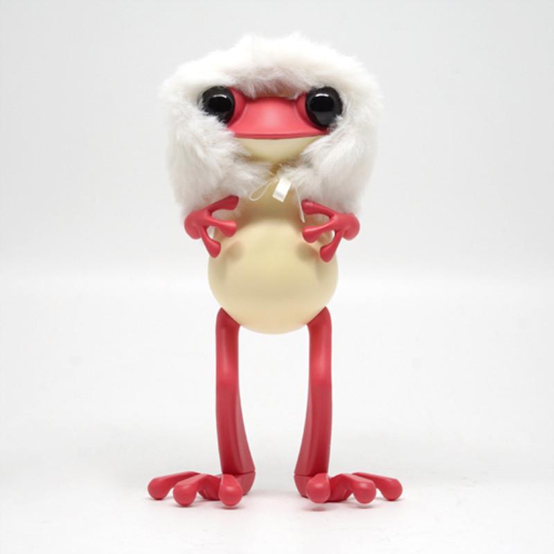 APO Frogs : Fuzzy Valentine
