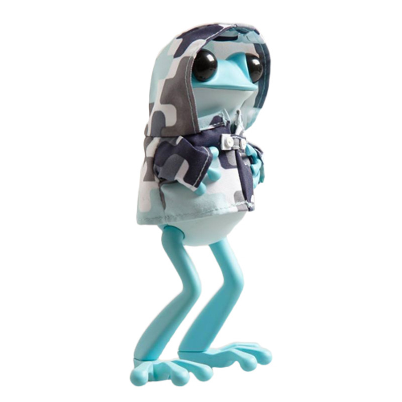 APO Frogs : Rainy Monday