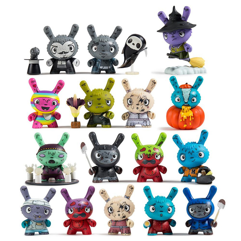 Scared Silly Dunny Series : Blind Box