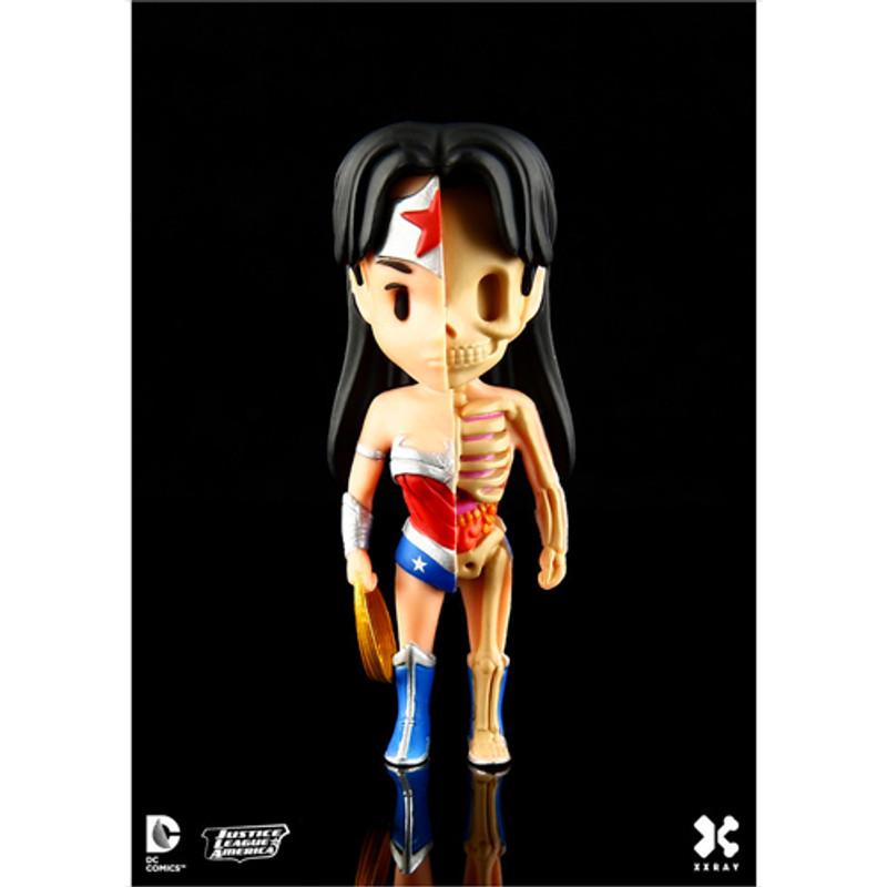 XXRAY : Wonder Woman