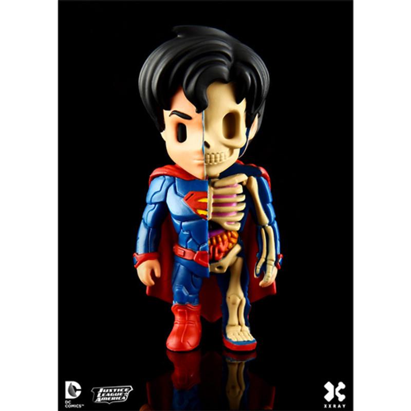 XXRAY : Superman