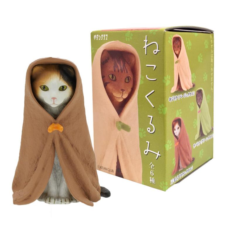 Cat in a Blanket : Blind Box