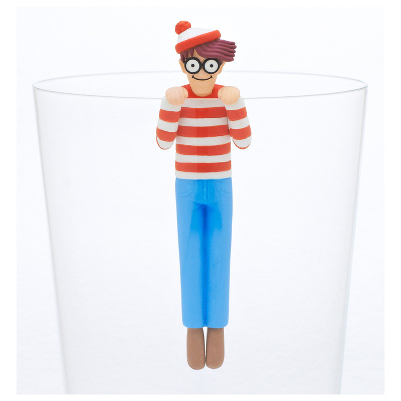Fuchico Where's Wally : Blind Box