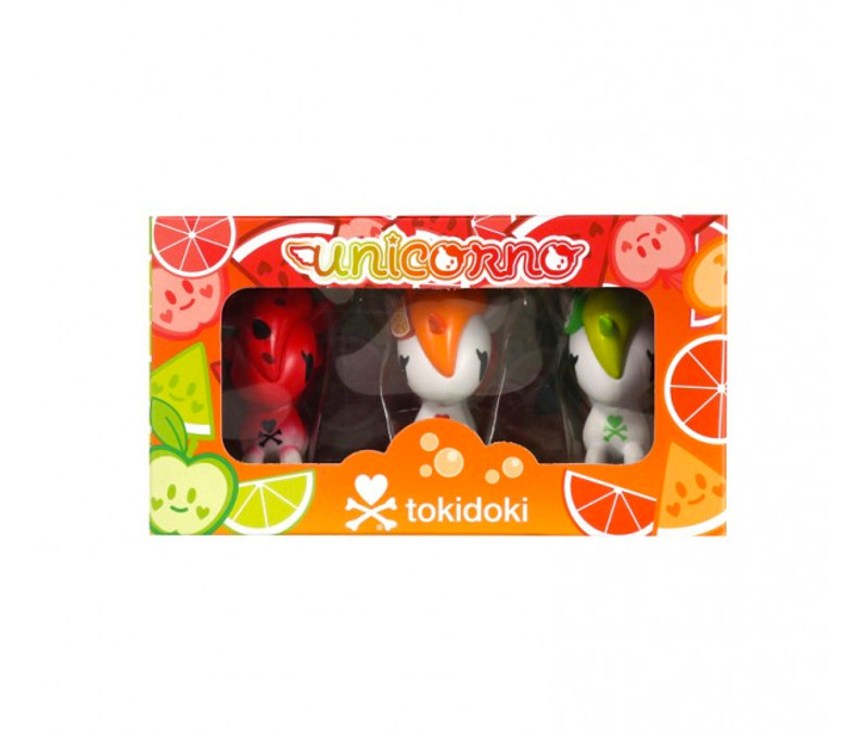 Unicorno : Fruit 3 Pack