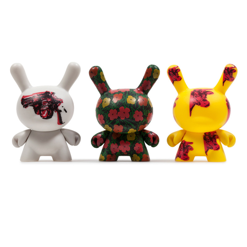 Warhol Dunny Series 2 : Blind Box