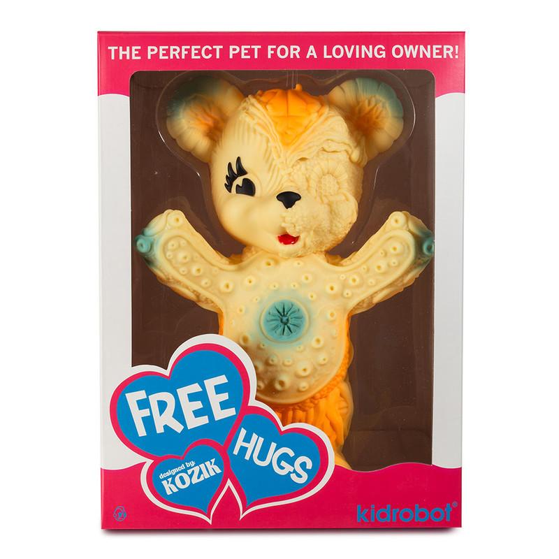 Free Hugs by Frank Kozik