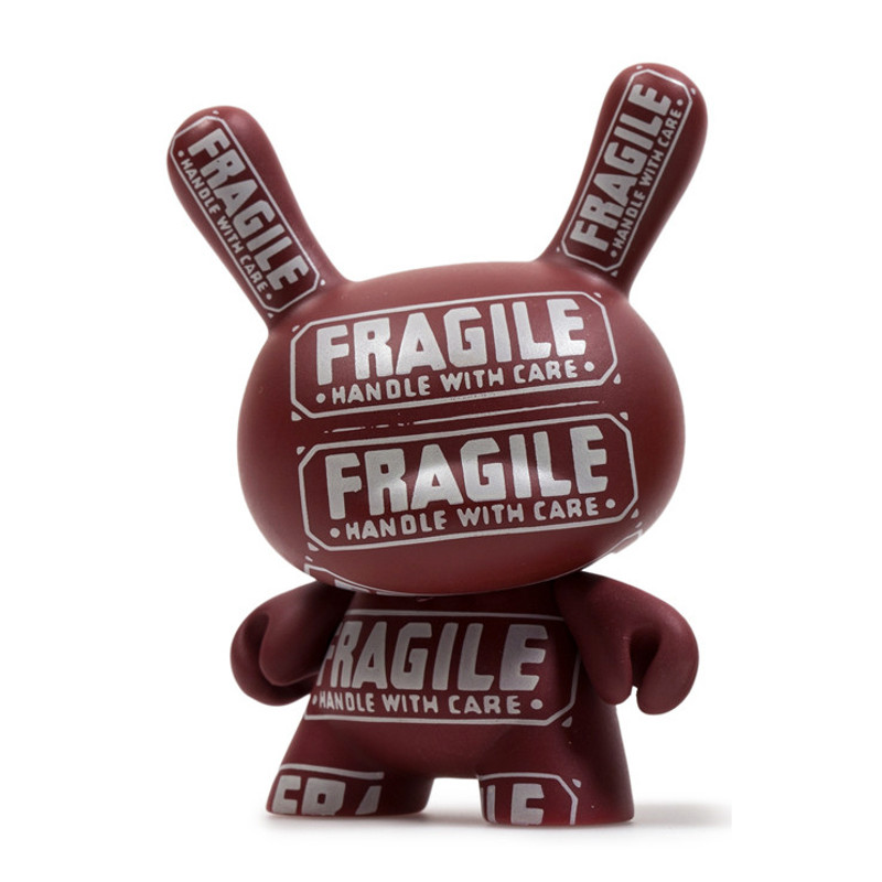 Warhol Dunny Series 2 : Fragile *OPEN BOX*