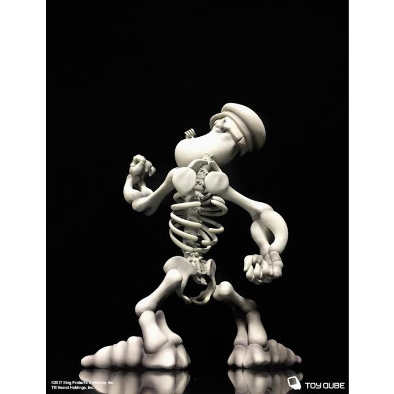 Popeye Grin : Glow by Ron English