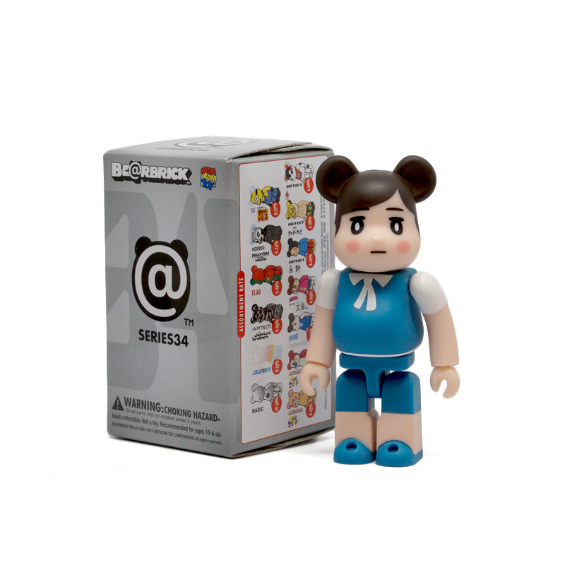 Be@rbrick Series 34 : Case of 24