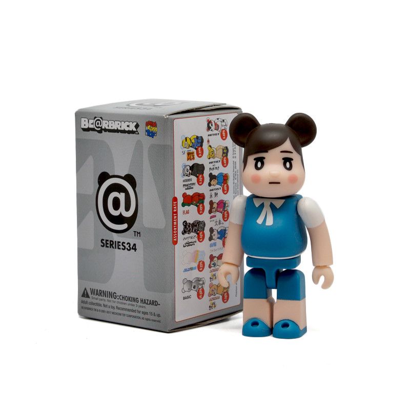 Be@rbrick Series 34 : Blind Box