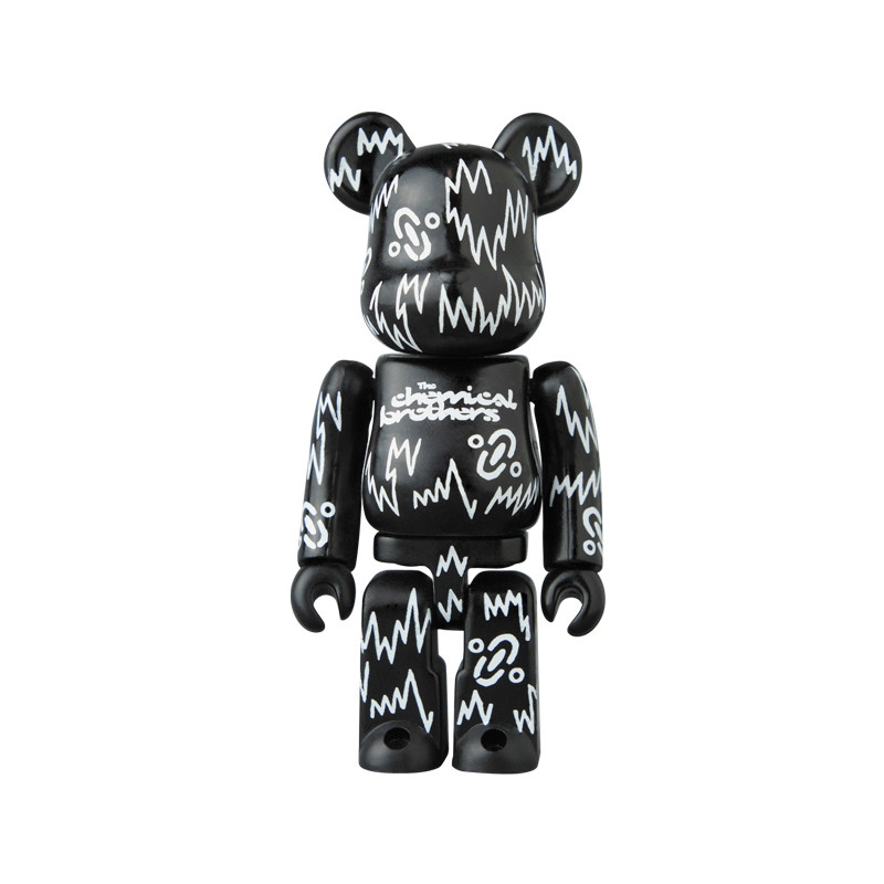Be@rbrick 34 : Pattern (The Chemical Brothers) *OPEN BOX*