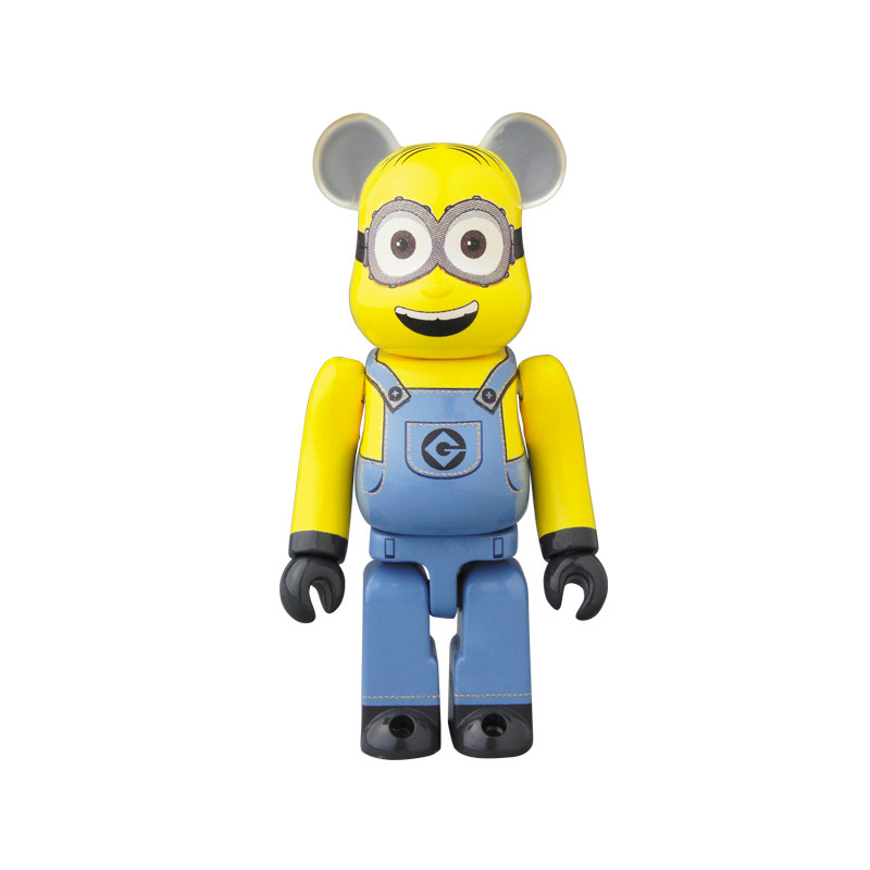 Be@rbrick 34 : SF (Despicable Me 3) *OPEN BOX*