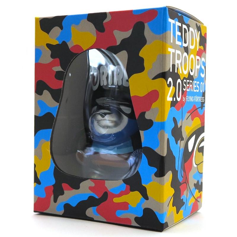 Teddy Troops 2.0 : Spray Trooper Black
