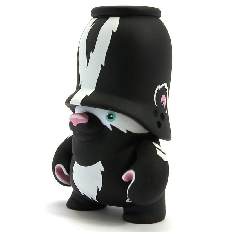 Teddy Troops 2.0 : Skunk Trooper Black