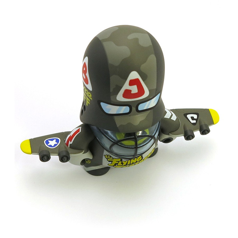 Teddy Troops 2.0 : Flying Fortress Trooper Green