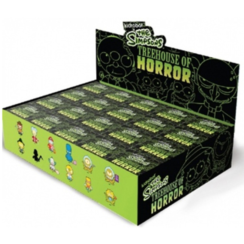 Simpsons Treehouse of Horrors Mini Series : Blind Box