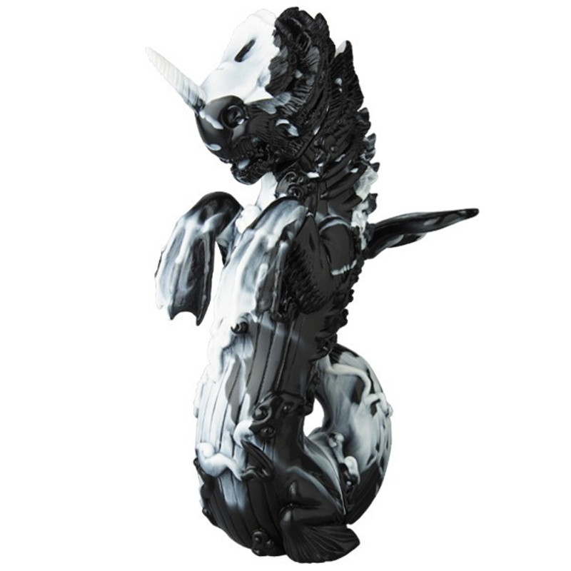 Bake-Kujira : Black and White Marble PRE-ORDER SHIPS DEC 2017