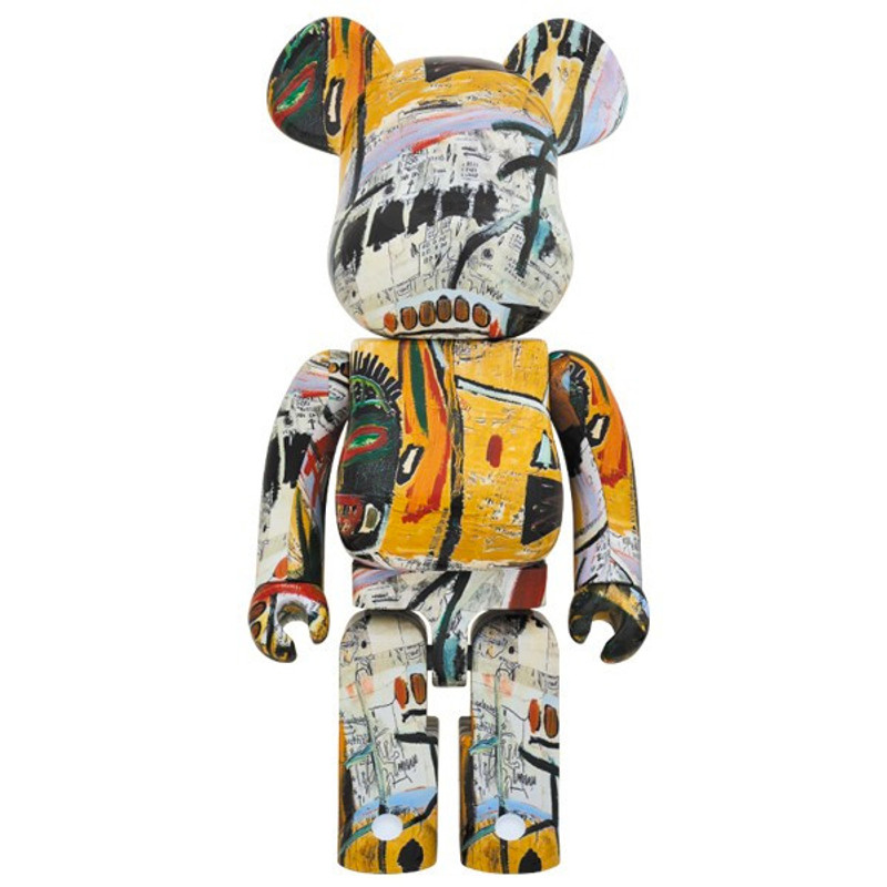 Be@rbrick 1000% : Jean-Michel Basquiat