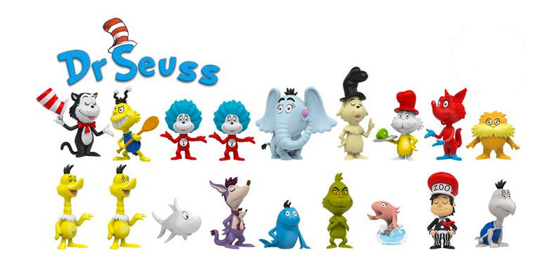 Dr. Seuss Mystery Mini Series : Blind Box