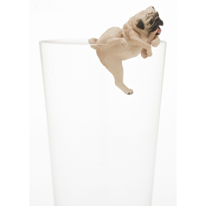 Putitto Pug on the Cup : Blind Box