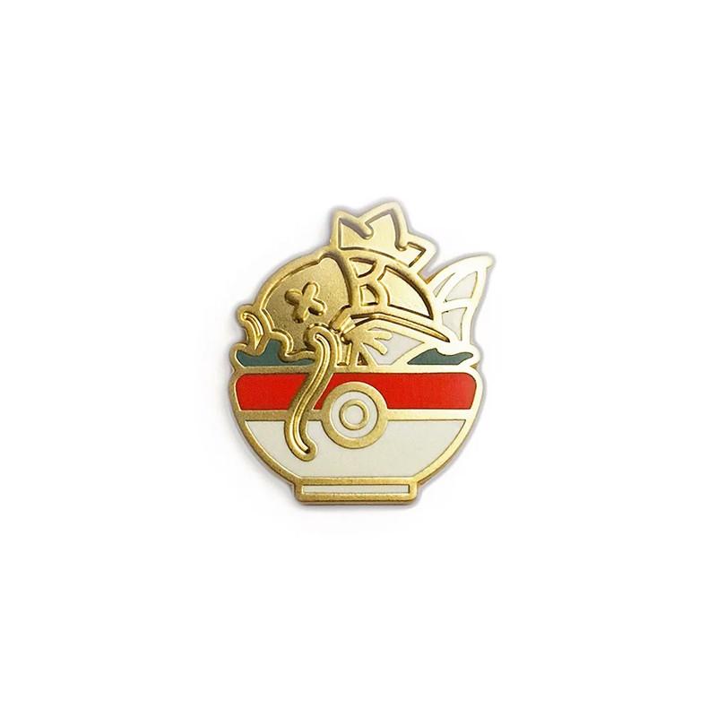 Shiny Pokebowl Enamel Pin
