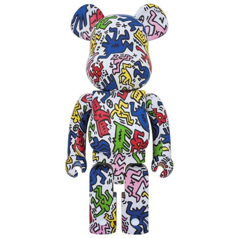 Be@rbrick 1000% : Keith Haring PRE-ORDER SHIPS JAN 2018