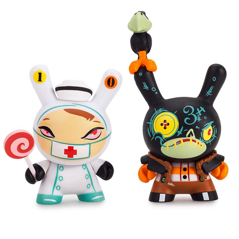 Dunny 3 inch The 13 : Blind Box