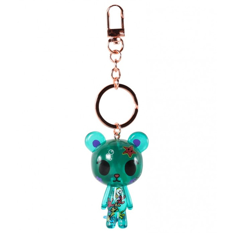 Sea Punk Palette Keychain