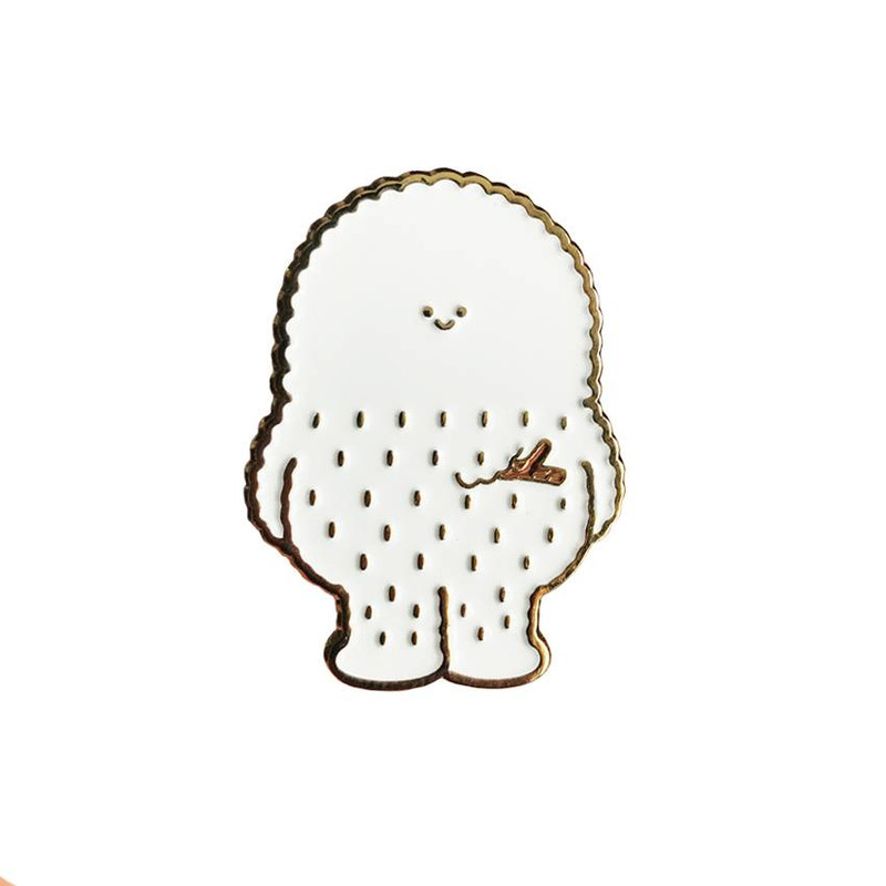 Treeson Pin : Shiny