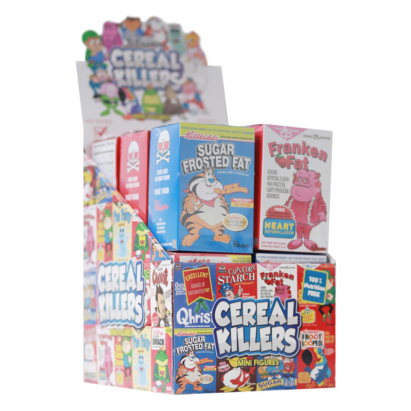 Cereal Killers 3 inch by Ron English