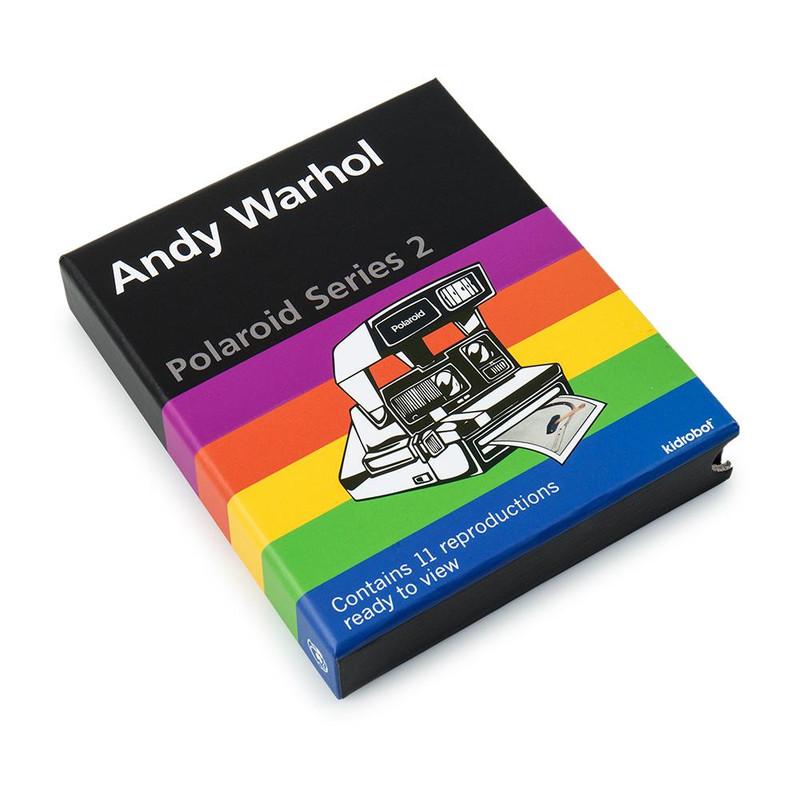 Warhol Polaroids Series 2