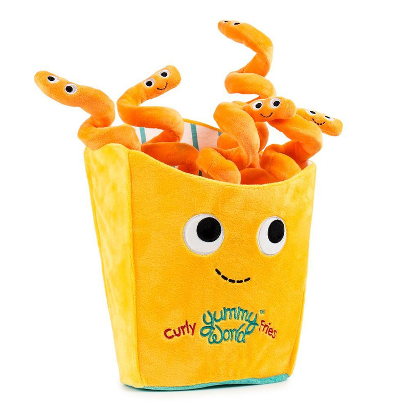 Yummy World 16 inch : Hurley Curly Fries
