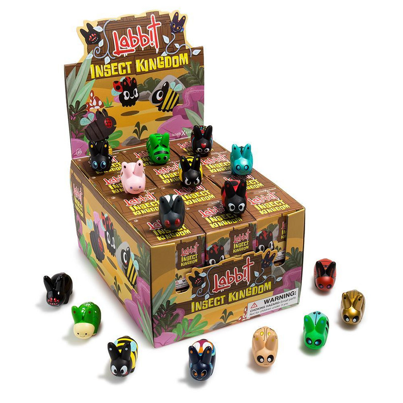 Insect Kingdom Labbit Mini Series : Blind Box