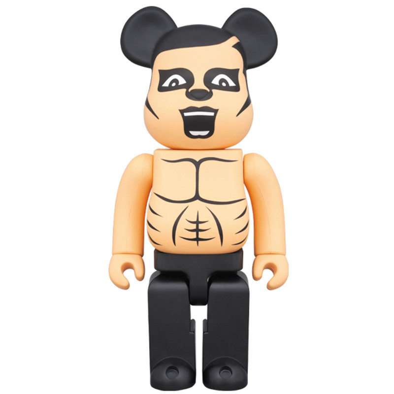 Be@rbrick 400% : Aitsu by Punk Drunkers