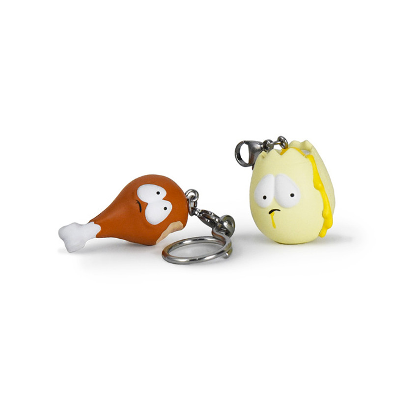 O-No Single Servings Mini Keychain Series : Case of 24
