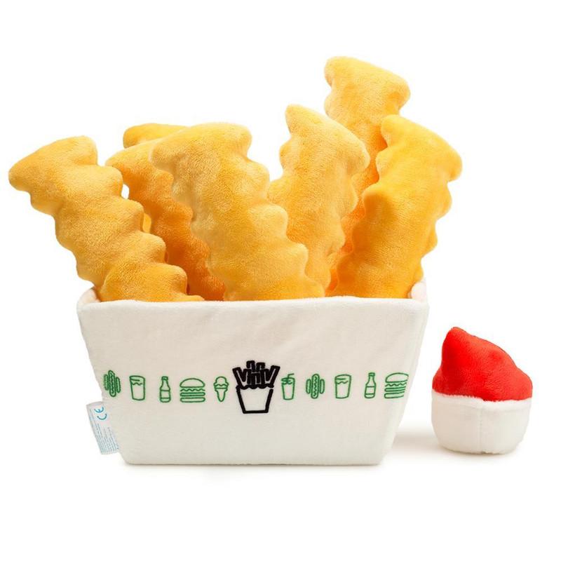 Yummy World Shake Shack Crinkle Fries Plush
