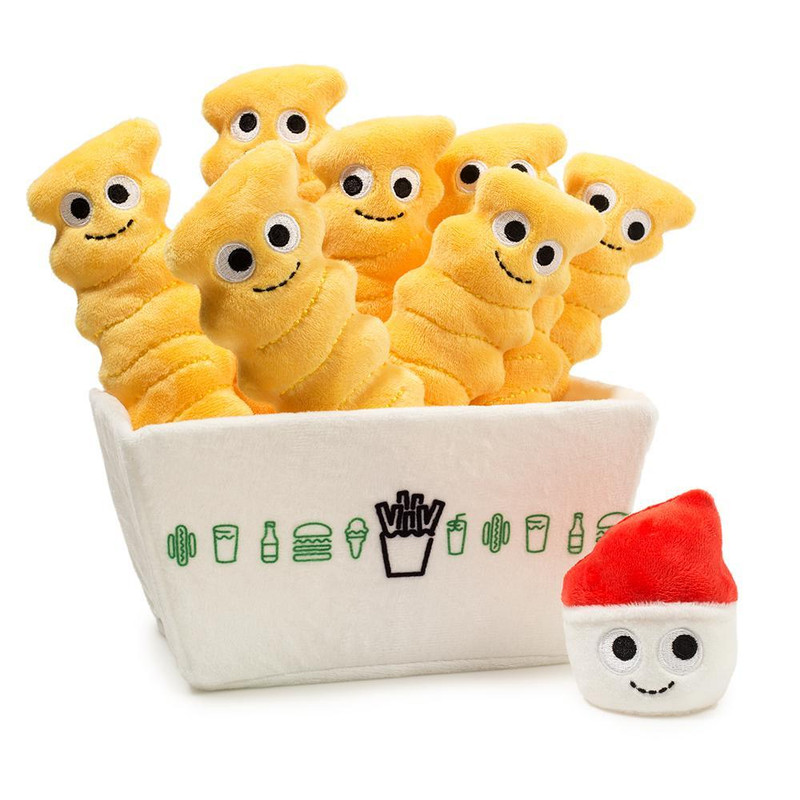 Yummy World Shake Shack Crinkle Fries Plush