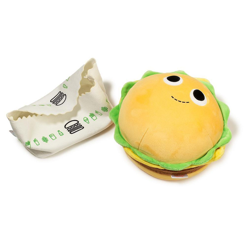 Yummy World Shake Shack Burger Plush