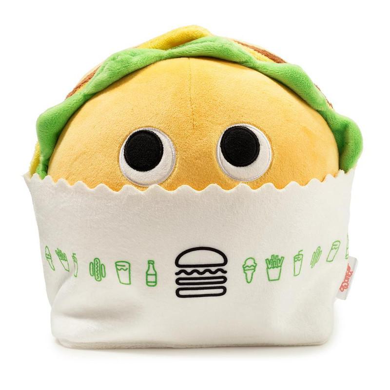 Yummy World Shake Shack Burger Plush