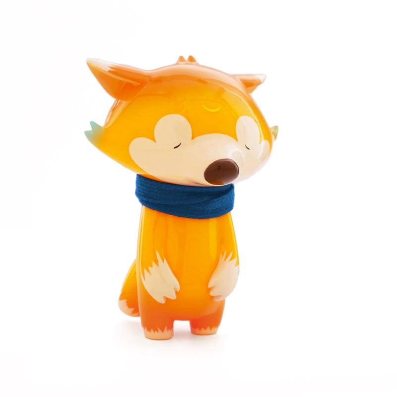 Jobi the Moon Fox : Original Color