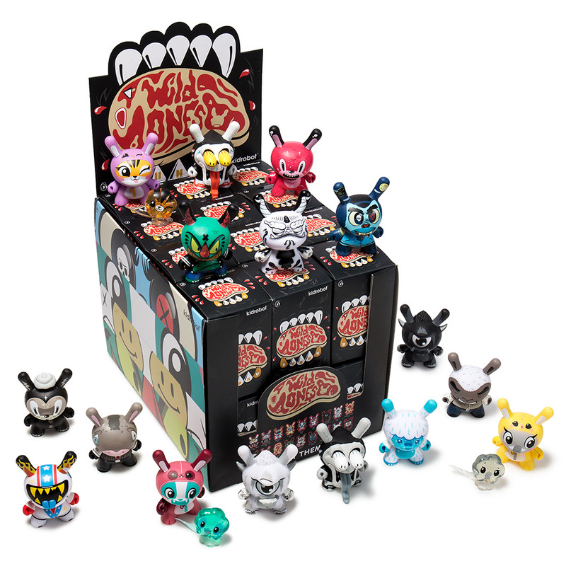 The Wild Ones Dunny Series : Case of 24